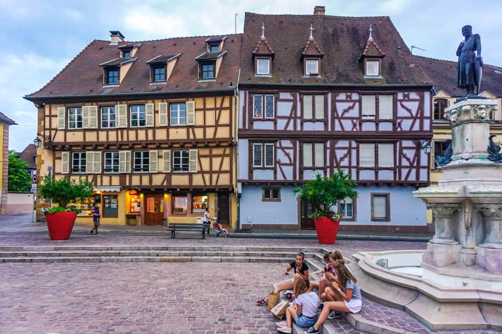 Weekend Trip to Colmar via Wayfaring With Wagner