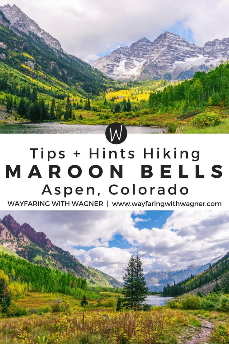 Tips and hints for hiking Maroon Bells in Aspen, Colorado during the autumn months! | Maroon Bells | Hiking Maroon Bells | Maroon Bells Colorado | Maroon Bells Colorado Fall | Aspen, Colorado