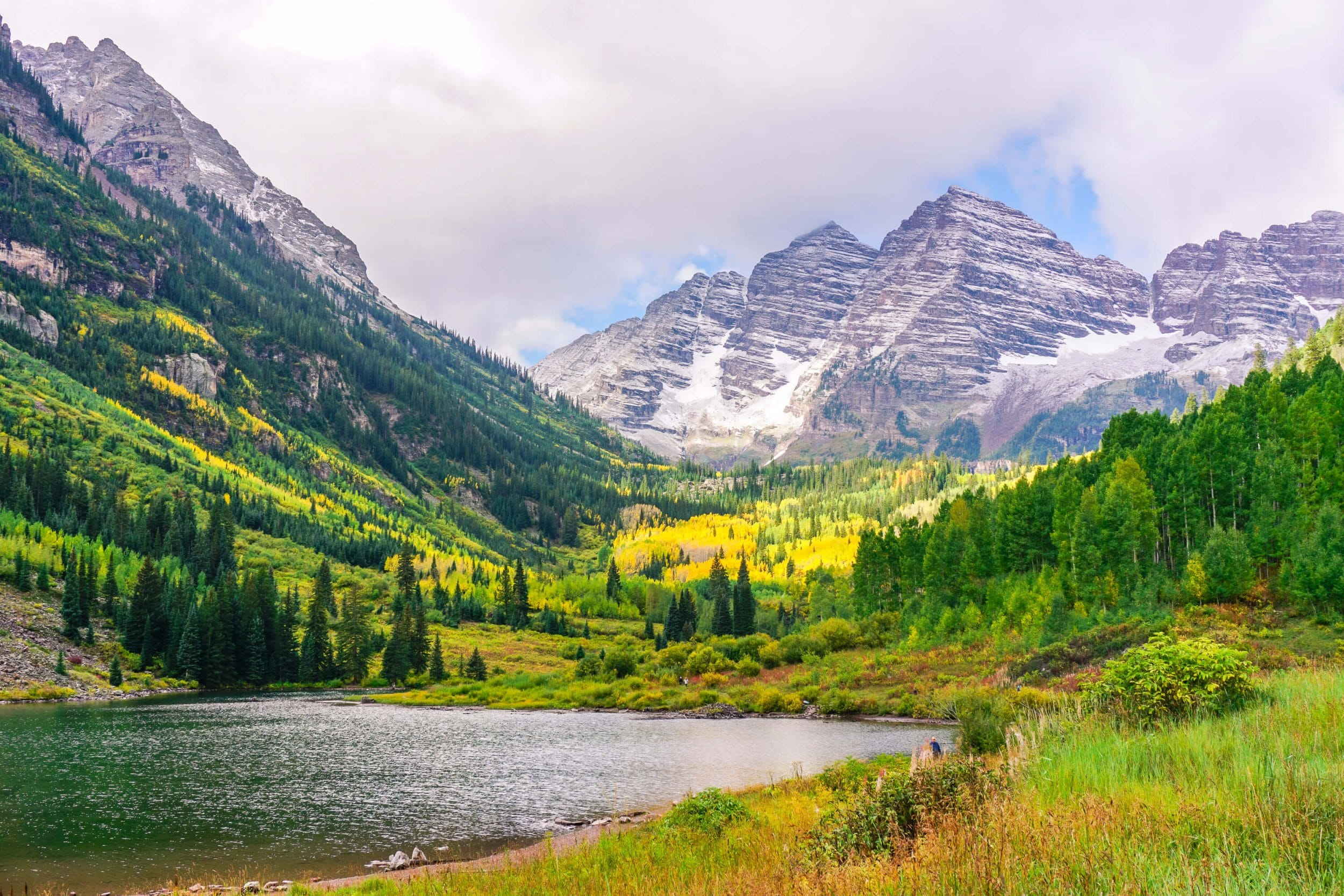 Hiking Maroon Bells In Aspen Colorado Wayfaring With Wagner