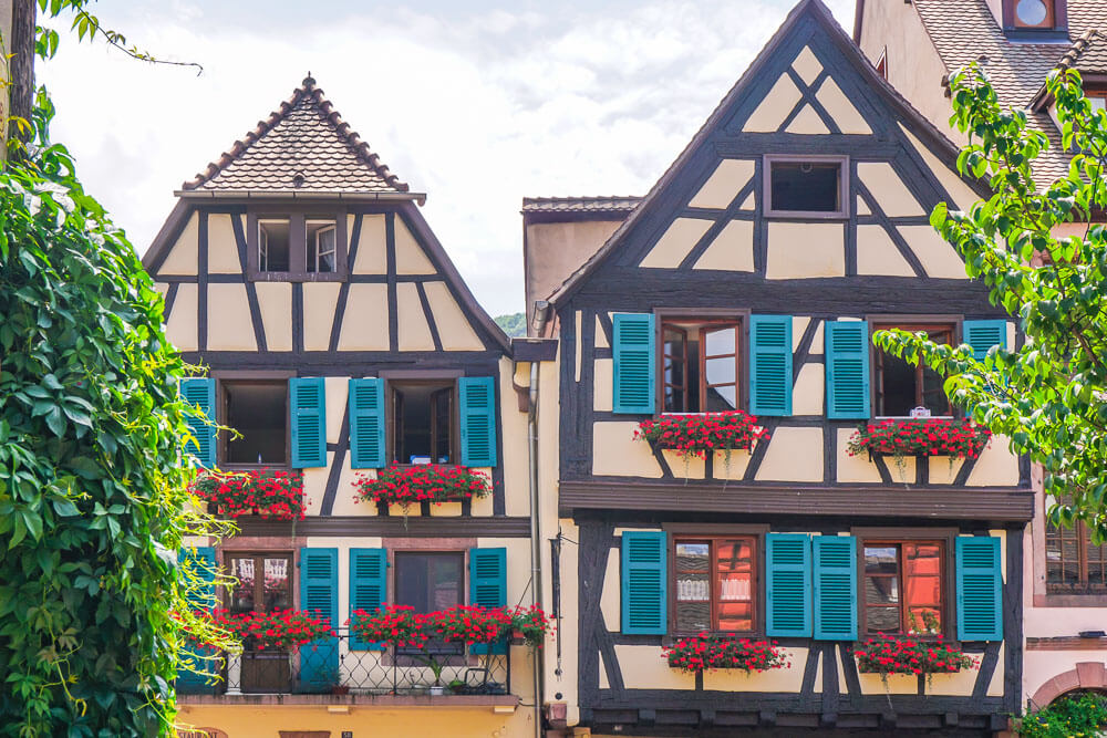A Magical Day Trip to Kaysersberg, France via Wayfaring With Wagner
