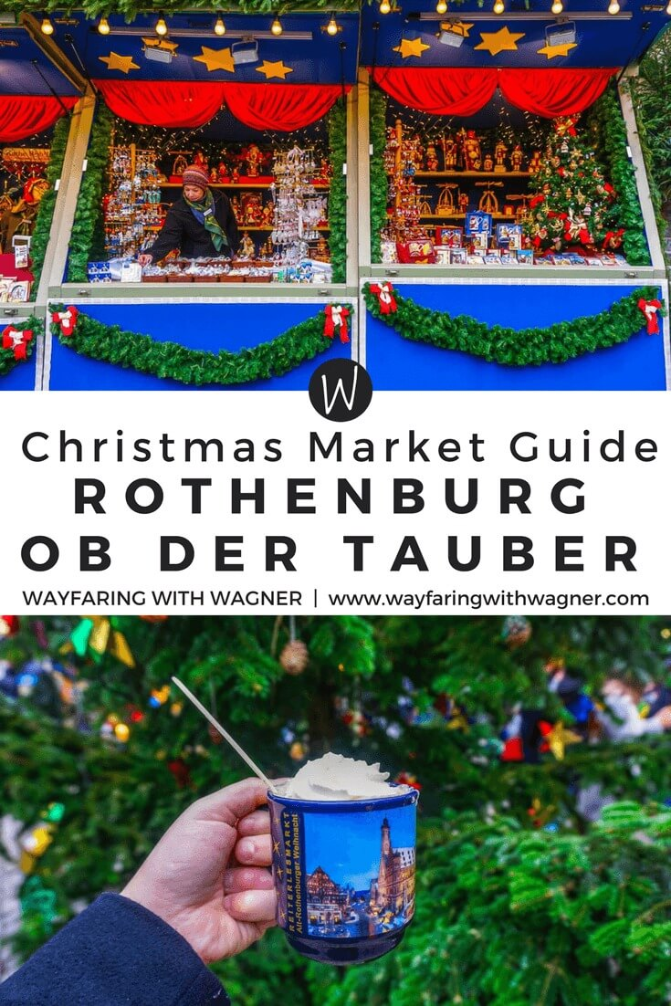 A Christmas Market Guide to Rothenburg ob der Tauber in Germany. Rothenburg ob der Tauber Christmas | Rothenburg ob der Tauber Christmas Markets | Things To Do in Rothenburg ob der Tauber | German Christmas Markets | Germany Christmas Markets #Germany #rothenburgobdertauber #christmasmarkets