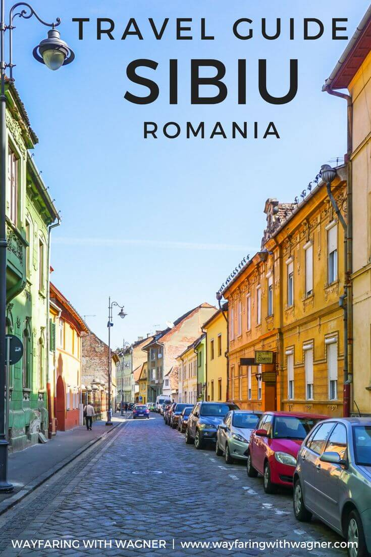 A complete travel guide to Sibiu, Romania including things to do in Sibiu, where to eat and drink in Sibiu, and other travel facts about Sibiu #Sibiu #Romania #EuropeTravel