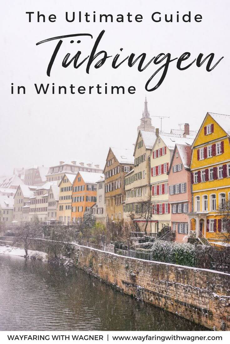 Hidden away in southern Germany, this ultimate guide to Tübingen in wintertime covers everything for your own fairy tale experience. #Germany #EuropeanTravels #Tübingen
