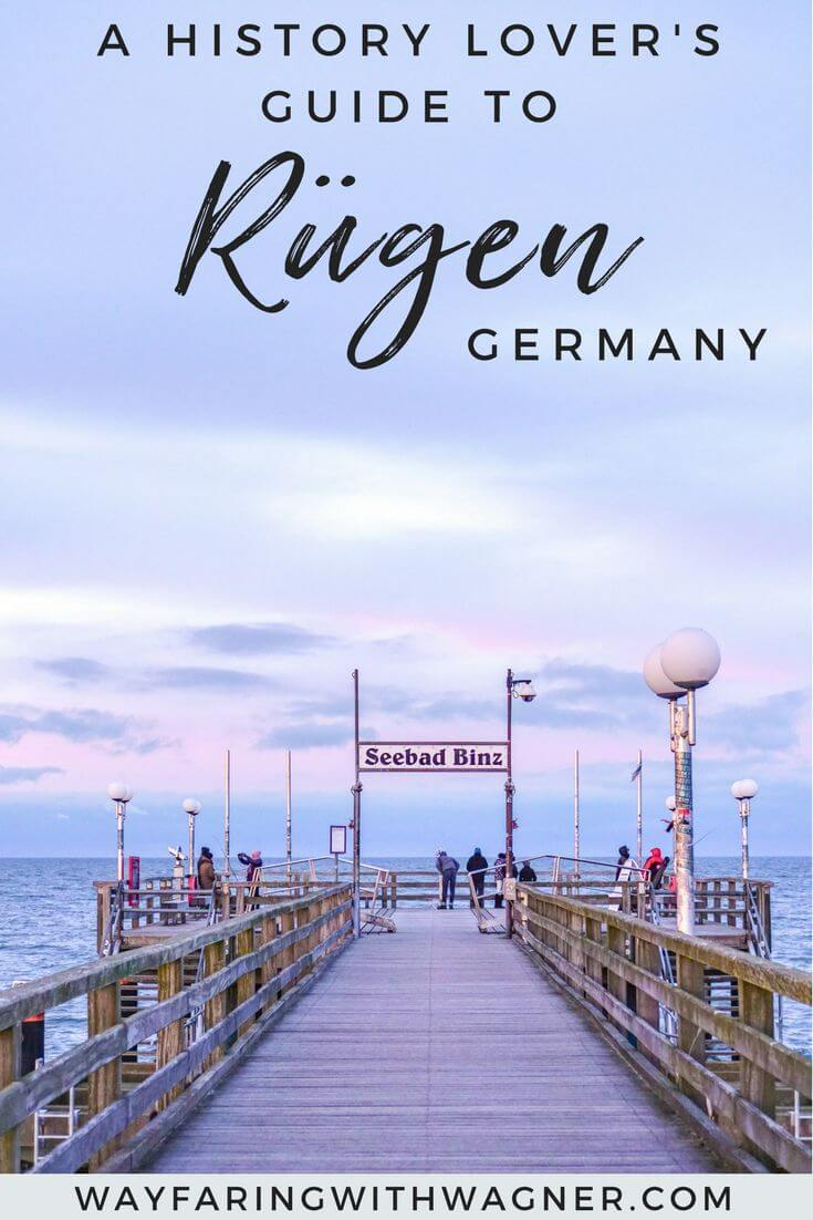 Between the resort architecture, charming seaside towns, sandy beaches, chalk cliffs, lighthouses, and the infamous Prora structure, there are so many historical things to see on Rügen! Spend a weekend exploring Germany's largest and most-visited island, Rügen! #RügenTipps #RügenUrlaub #RügenGermany