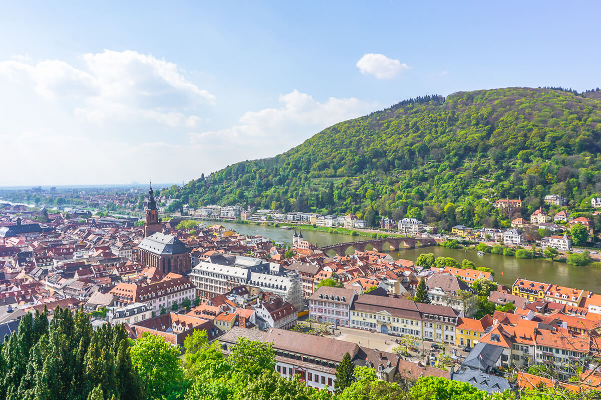 Fairy Tale Towns in Germany via Wayfaring With Wagner