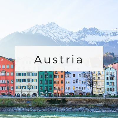 Austria Travel Page via Wayfaring With Wagner