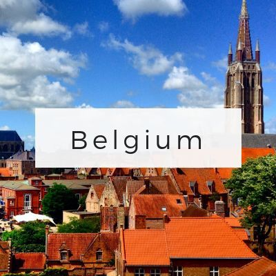 Belgium Travel Page via Wayfaring With Wagner