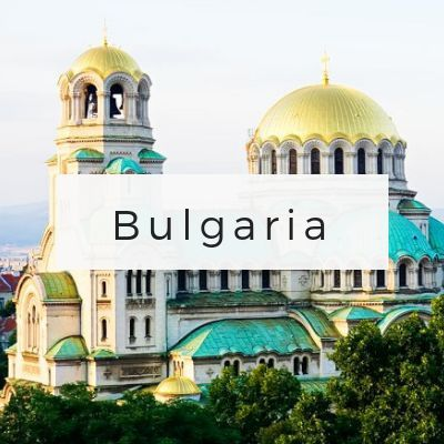 Bulgaria Travel Page via Wayfaring With Wagner