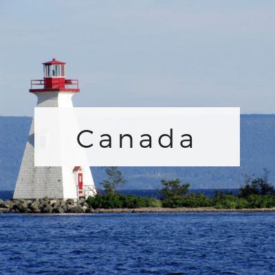 Canada Travel Page via Wayfaring With Wagner