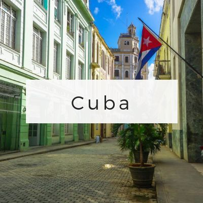 Cuba Travel Page via Wayfaring With Wagner