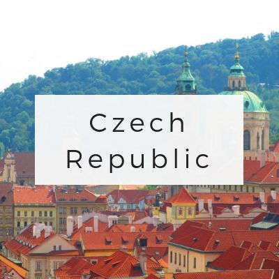 Czech Republic Travel Page via Wayfaring With Wagner