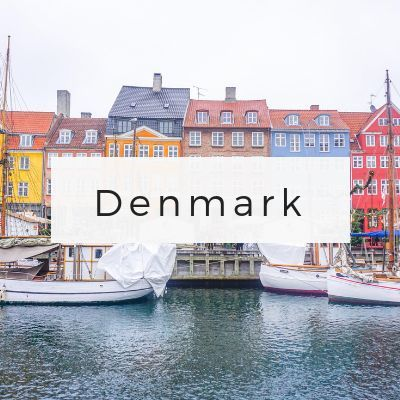 Denmark Travel Page via Wayfaring With Wagner