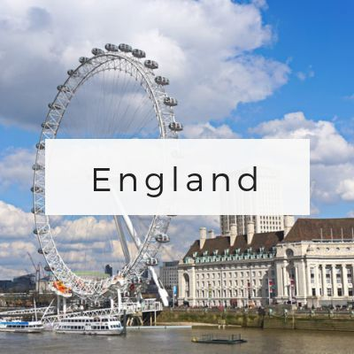 England Travel Page via Wayfaring With Wagner
