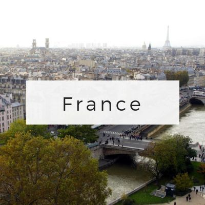France Travel Page via Wayfaring With Wagner