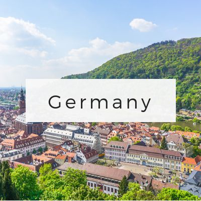 Germany Travel Page via Wayfaring With Wagner