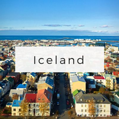Iceland Travel Page via Wayfaring With Wagner