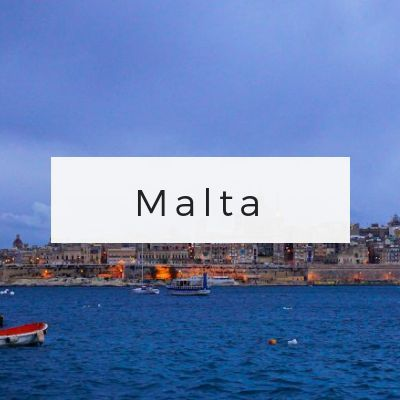 Malta Travel Page via Wayfaring With Wagner