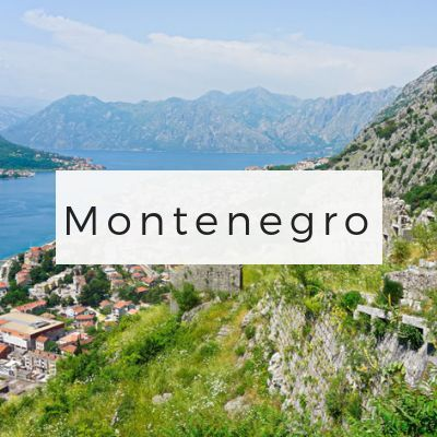 Montenegro Travel Page via Wayfaring With Wagner