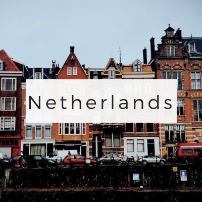 Netherlands Travel Page via Wayfaring With Wagner
