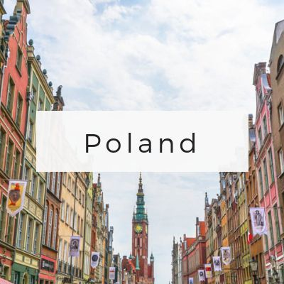 Poland Travel Page via Wayfaring With Wagner