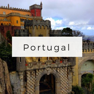 Portugal Travel Page via Wayfaring With Wagner