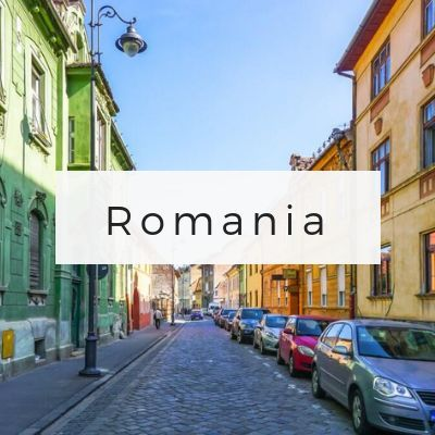 Romania Travel Page via Wayfaring With Wagner