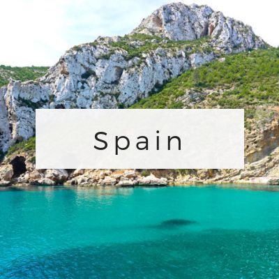 Spain Travel Page via Wayfaring With Wagner