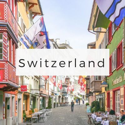 Switzerland Travel Page via Wayfaring With Wagner