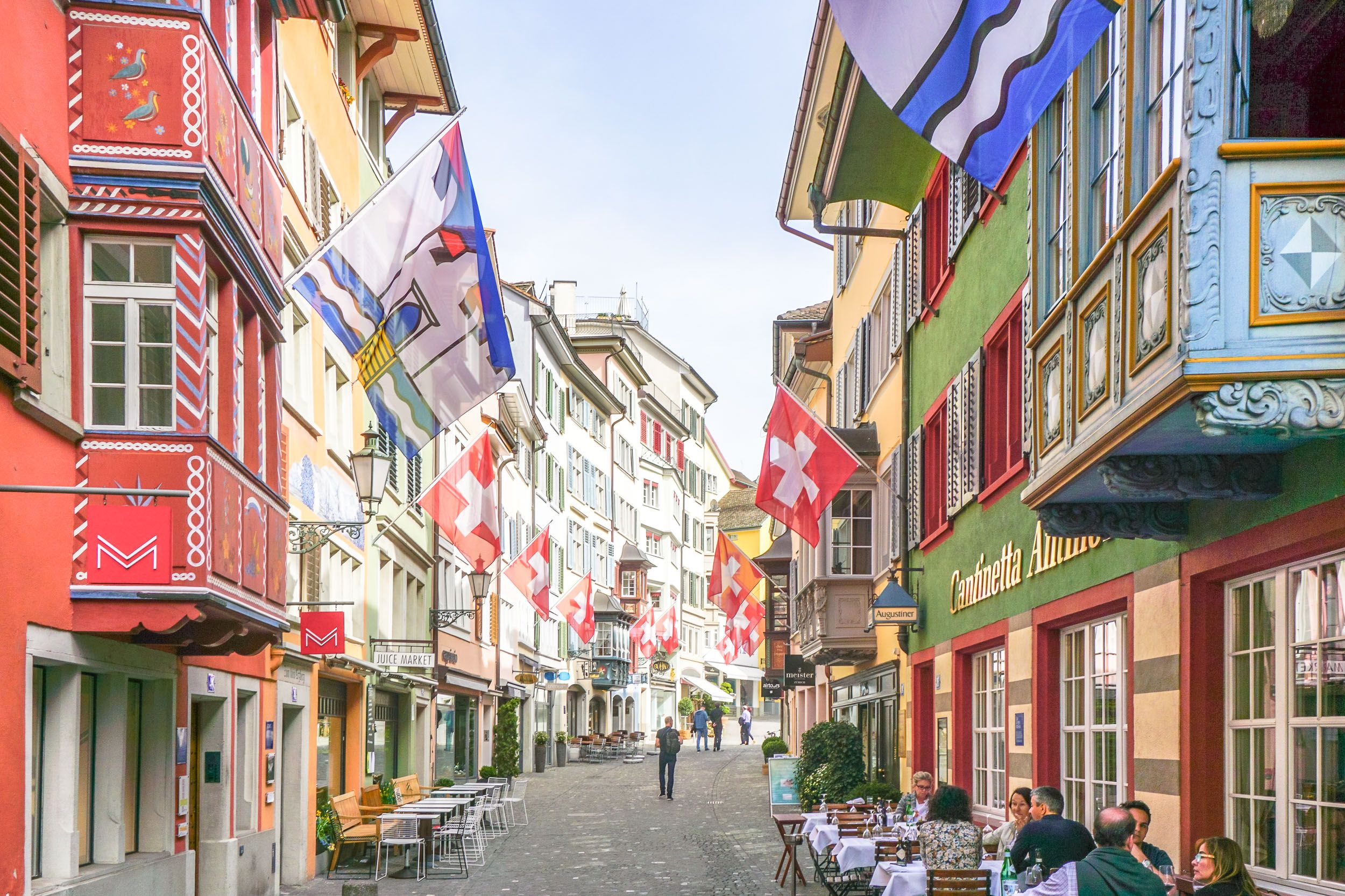 One Day in Zurich – A Walking Tour of Old Town – Wayfaring With Wagner