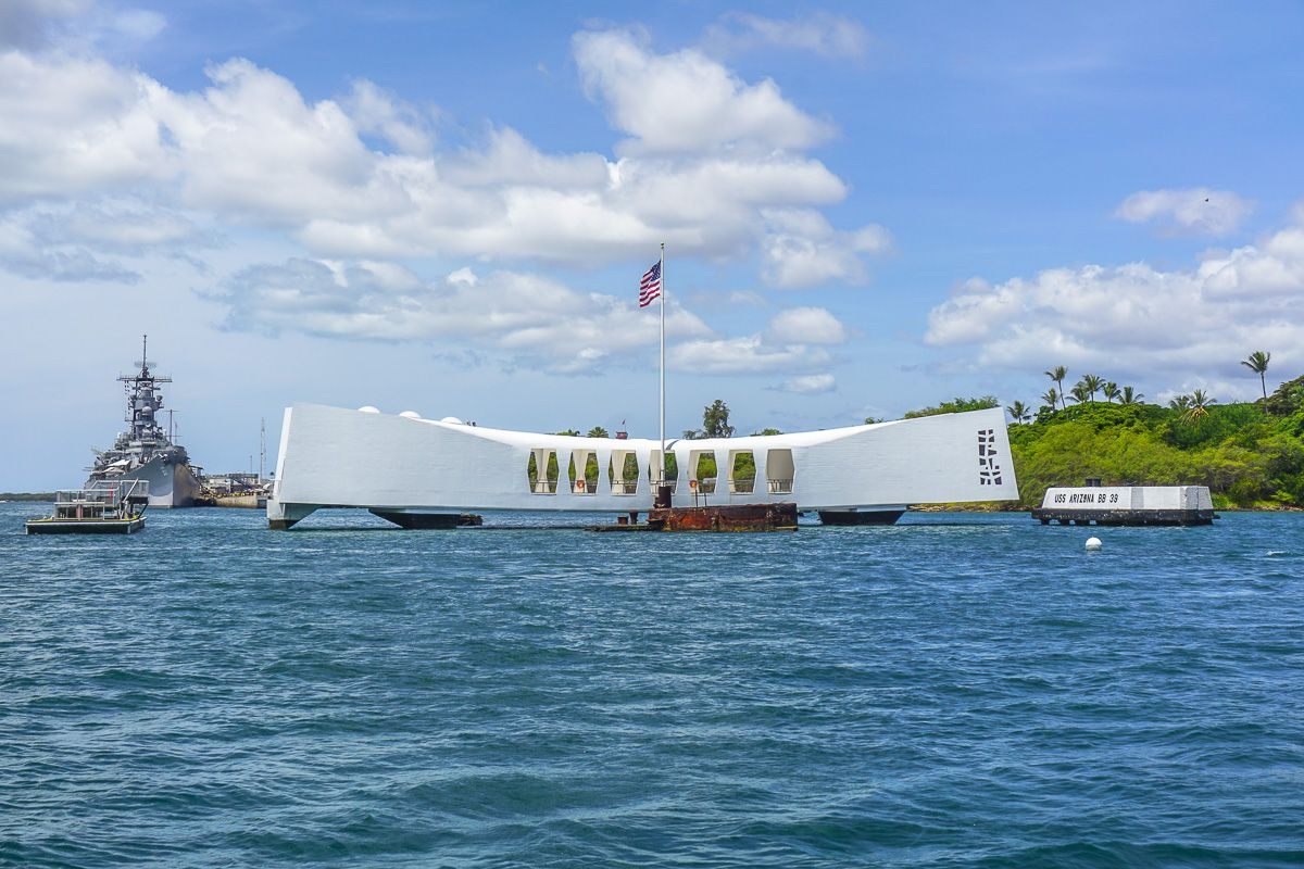 Visiting Pearl Harbor via Wayfaring With Wagner