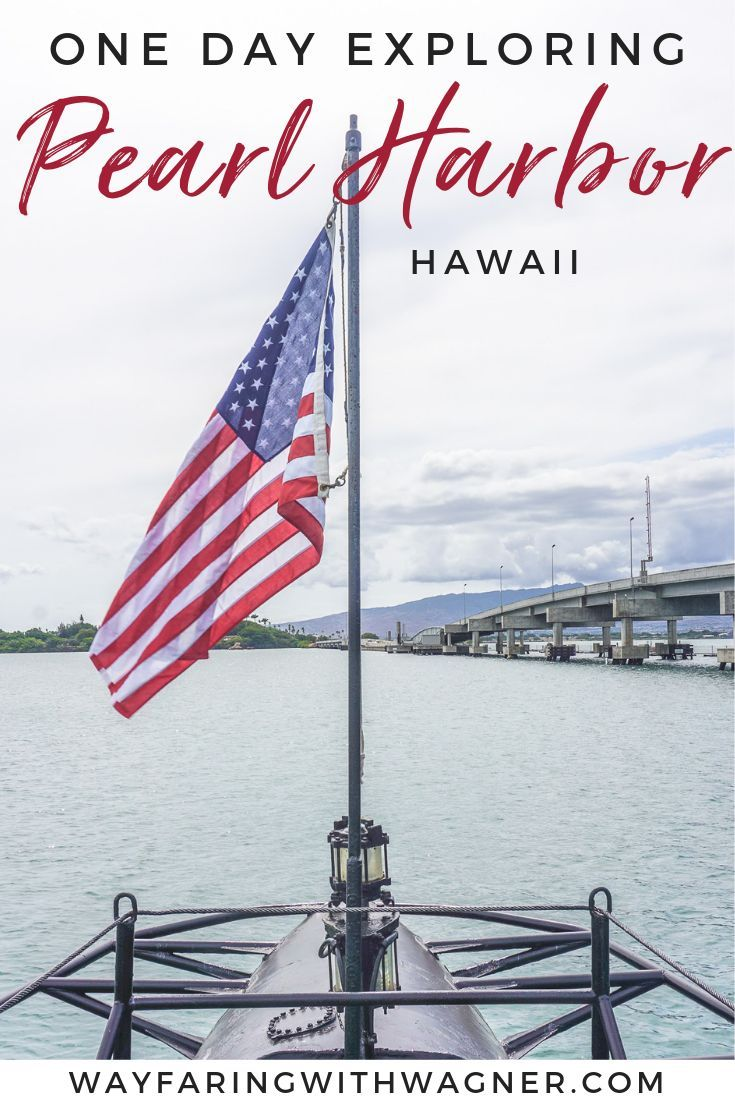 Visiting Pearl Harbor, Hawaii's top tourist destination? Here are hints and tips for visiting Pearl Harbor on your own! #Hawaii #PearlHarbor #HawaiiTravelTips